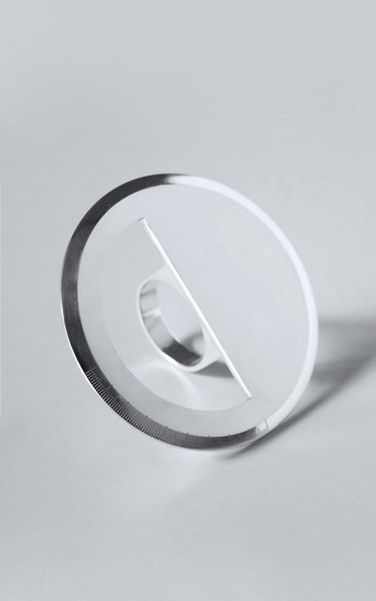 Diego Delgado-Elias | ring from the Architects' Jewellery collection
