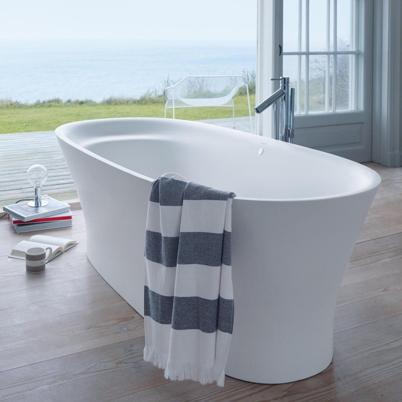 Cape Cod Freestanding Soaker Tub #awesome, #bathtub, #relax | Viral ...