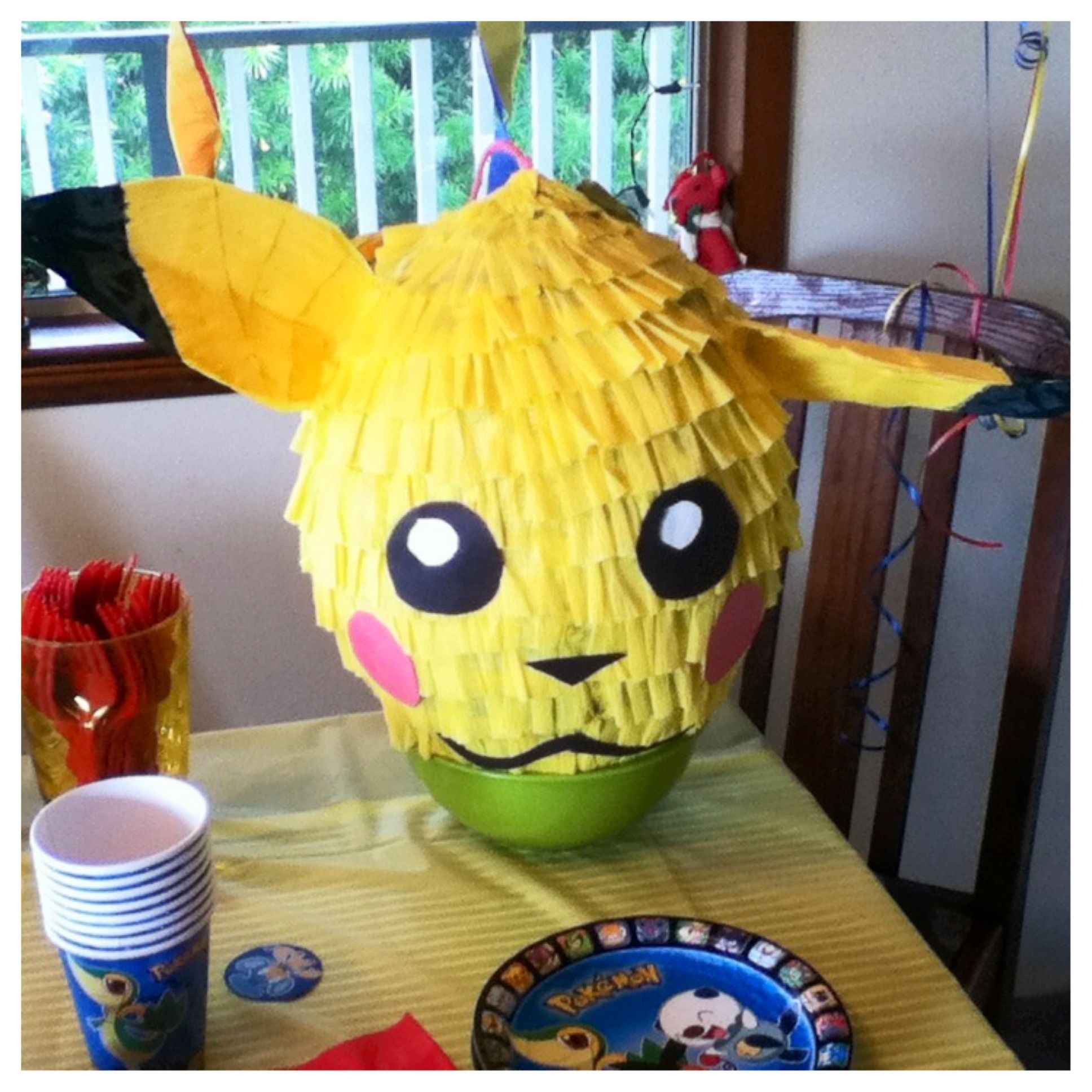 Ash and Pikachu Costumes (Pokemon) : 5 Steps - Instructables   1936x1936
