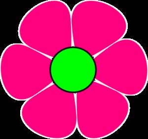 44++ Light pink flower clipart info