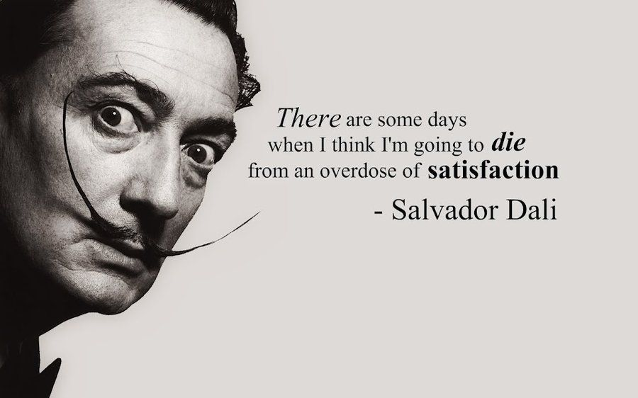 My Favourite Quote Ever Quotes Salvador Dalí Dalí Frases