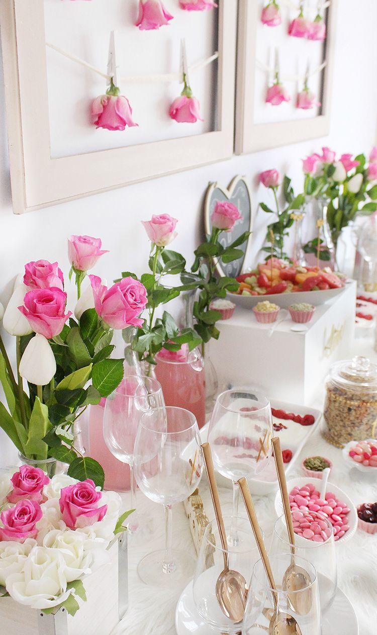 Galentine's Day Parfait & Paint Party