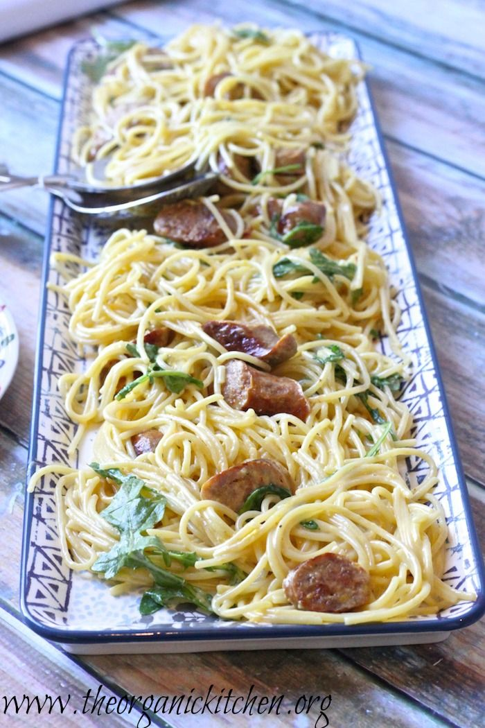 10 Pasta Dinners in Under 20 Minutes!