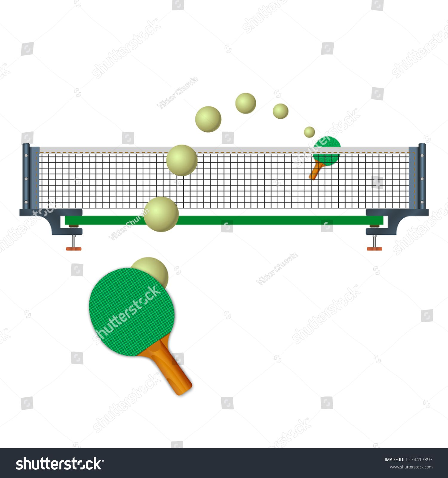 Net For Table Tennis Ping Pong Sports Equipment Vector Illustration On A White Background Ad Affiliate Ping Pong T Table Tennis Ping Pong Tennis Nets
