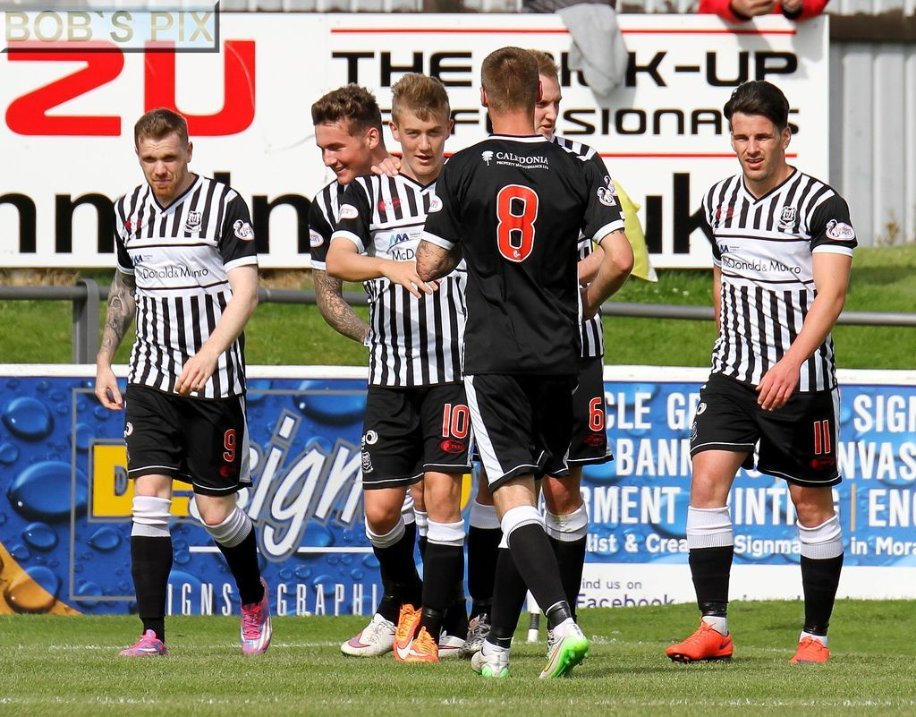 Elgin City vs Clyde Football Live 2018 17Nov Scottish