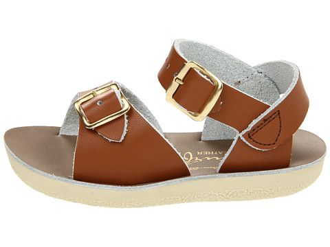 3c83feaf6a461 Salt Water Sandal by Hoy Shoes Sun-San - Surfer (Toddler/Little Kid) White  - Zappos.com Free Shipping BOTH Ways