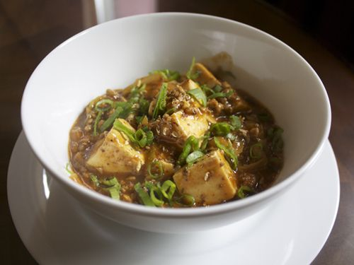 Dinner Tonight: Mapo Tofu. Shared by @sceptre1067