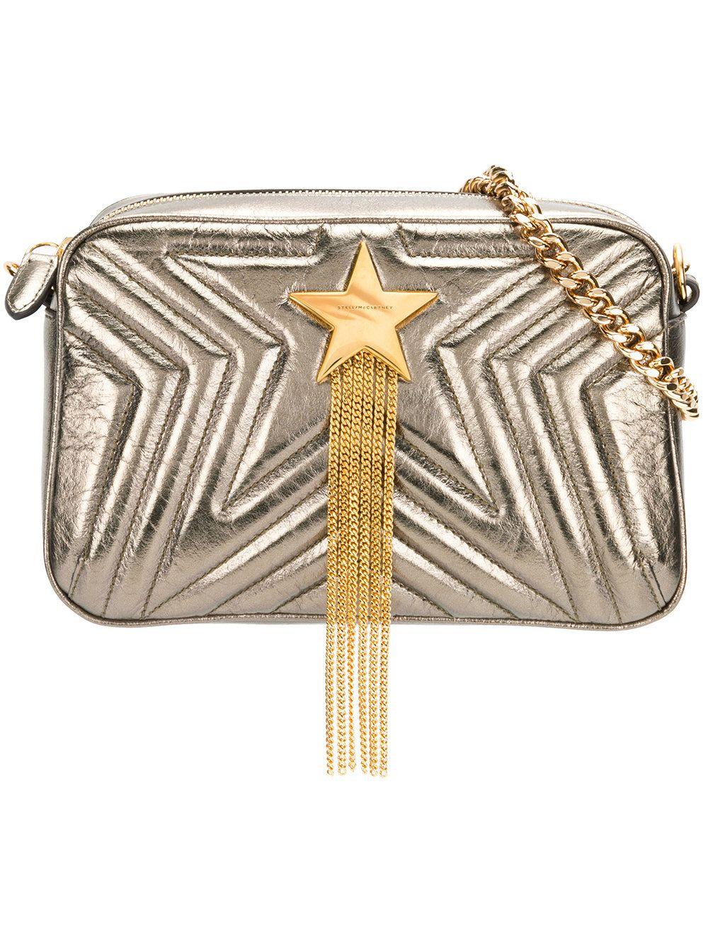 4a1563a7a60f Stella McCartney Stella Star crossbody bag