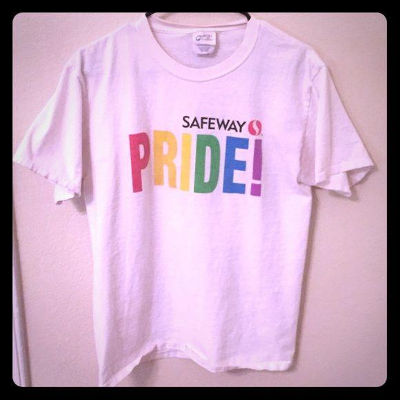 Sf City Line Safeway Pride T Shirt Pride Tshirts Shirts Clothes Design