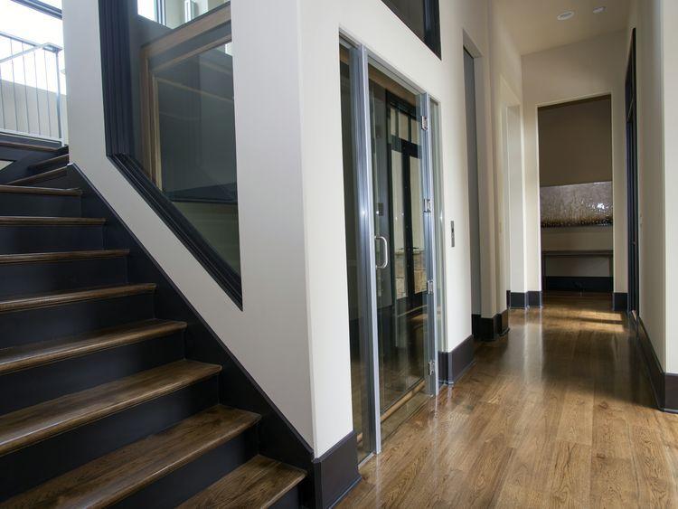 Modern california stair lifts home elevators for Modern home elevators