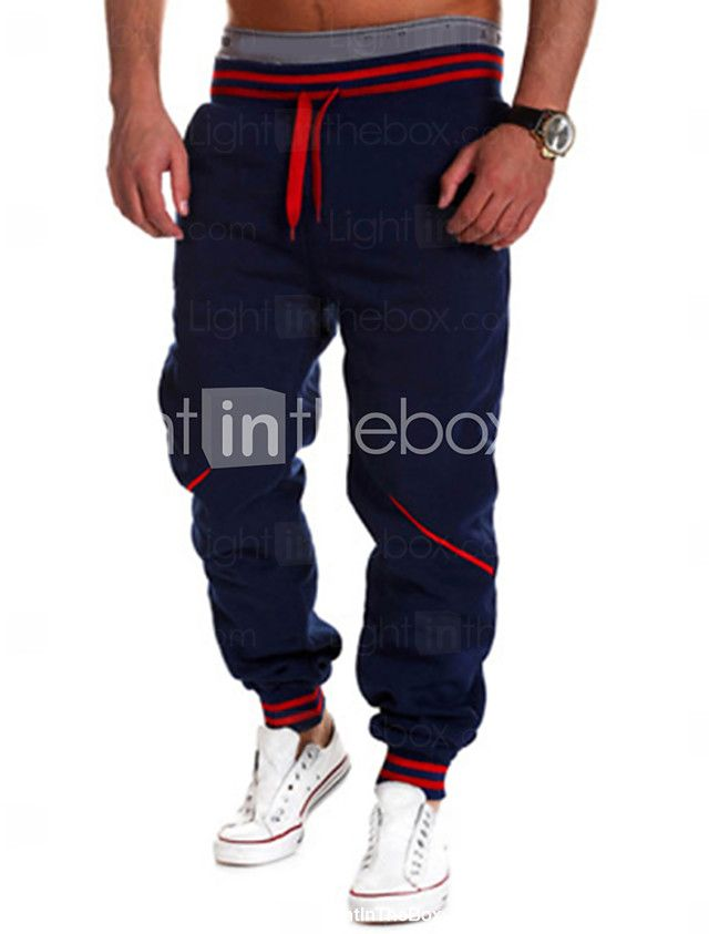 Hombre Activo Corte Ancho   Activo   Pantalones de Deporte ... 49e08dddec28