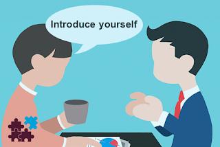 هل تتساءل كيف اتكلم عن نفسي بالانجليزي كيف اتحدث عن نفسي بالانجليزي أو كيف اعبر عن نفسي بال How To Introduce Yourself Home Decor Decals Interview