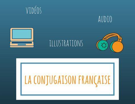 Des ressources de grande qualité pour réviser votre conjugaison française de manière agréable et efficace: vidéos, cartes mentales, graphiques