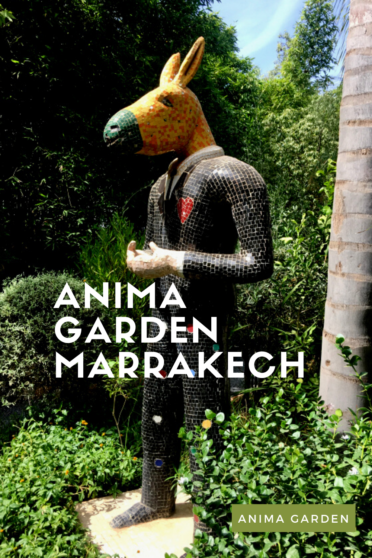 Anima Garden Marrakech Marrakech Garden Serenity