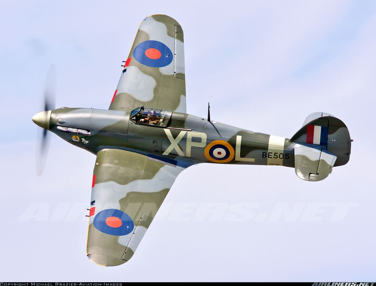 Photos Hawker Hurricane Mk2b Aircraft Pictures Hawker Hurricane Fighter Aircraft Design Hurricane Fighter