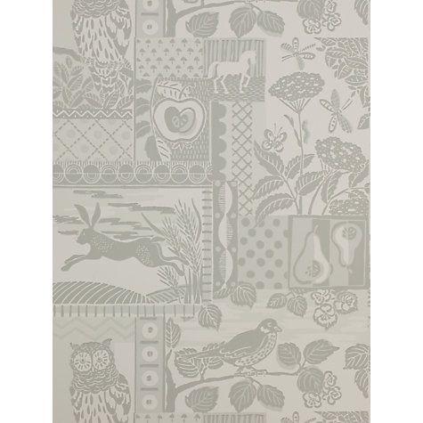 Buy Jane Churchill Brightwood Wallpaper Online At Johnlewis