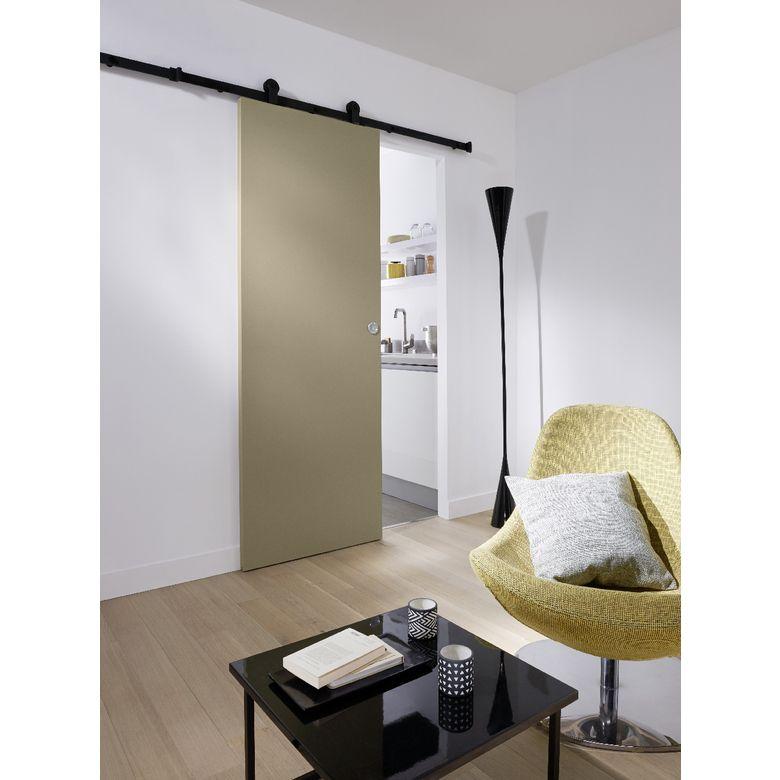 Syst me coulissant en applique harlem porte bois bricolage tall cabinet storage doors et - Porte en applique lapeyre ...