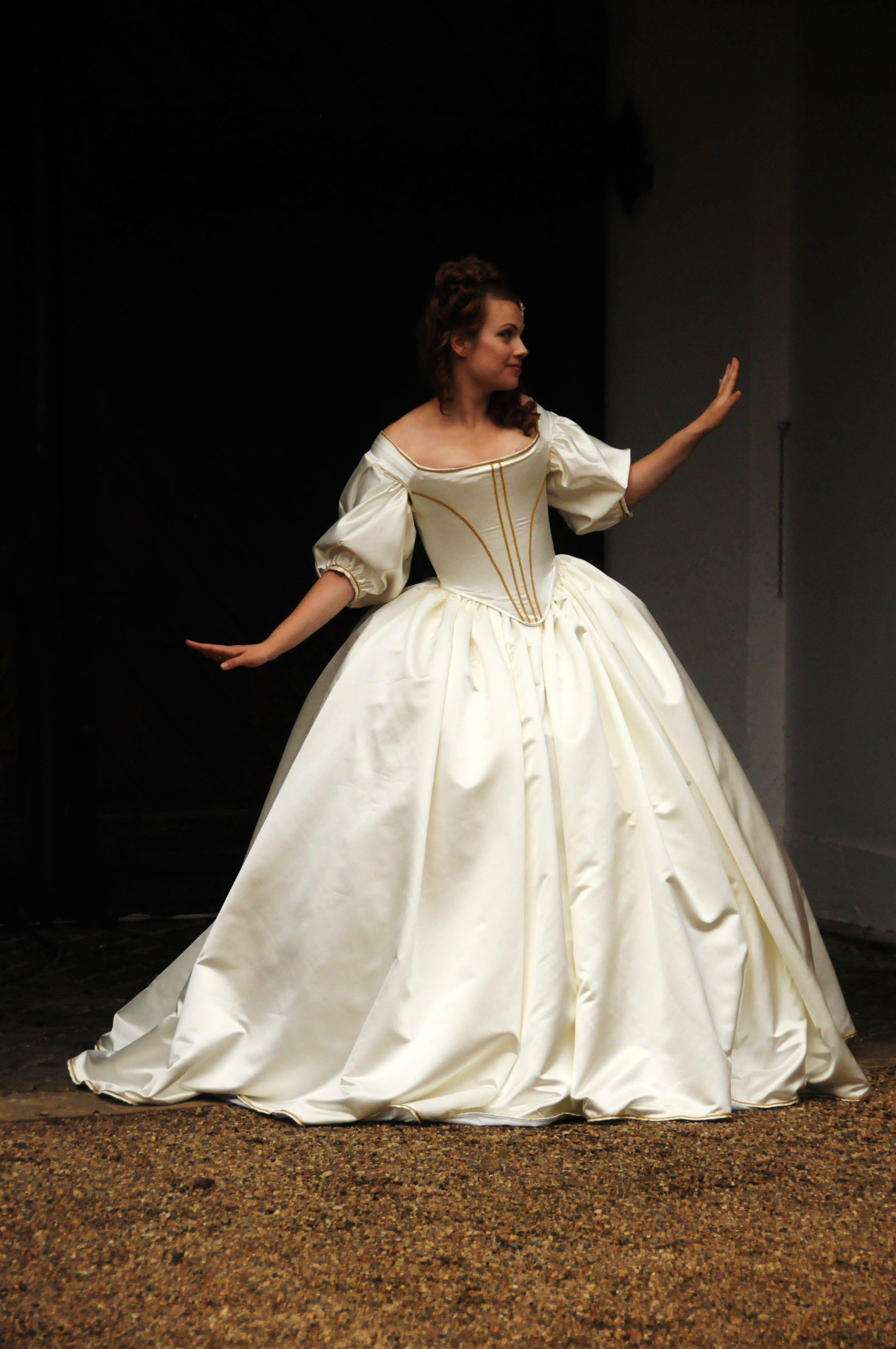 Image result for th century inspired wedding dresses  Weddings