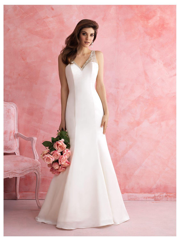 Magnífico Vestido De Novia Sydney Regalo - Colección de Vestidos de ...
