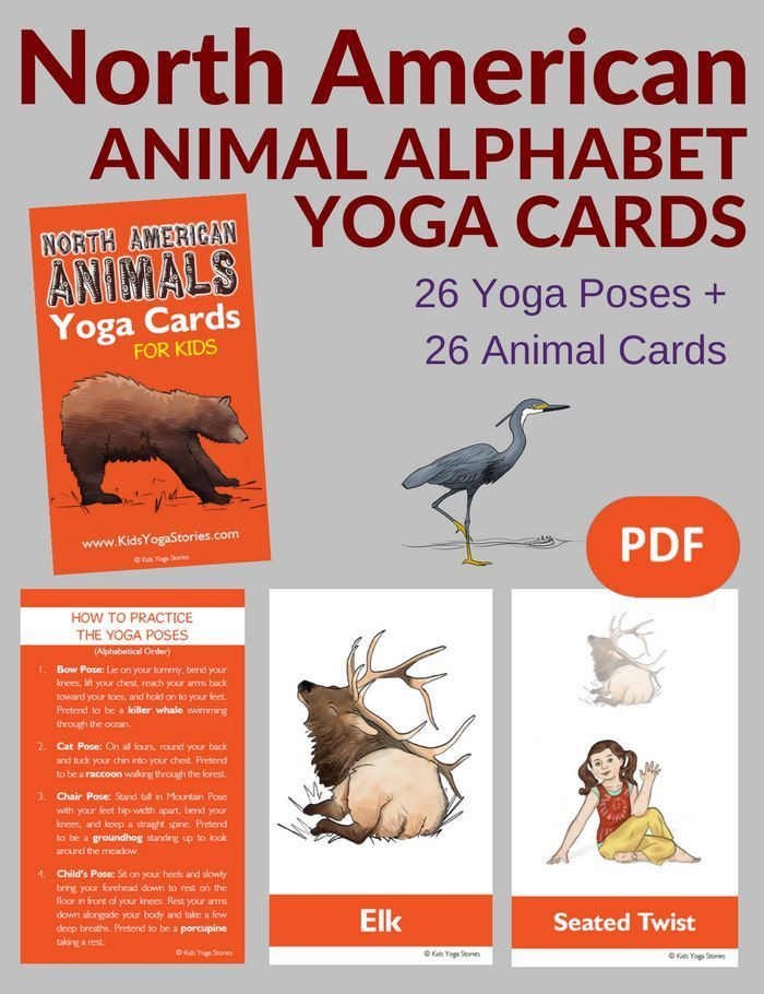 The ABCs of Yoga for Kids A Guide for Parents and Teachers