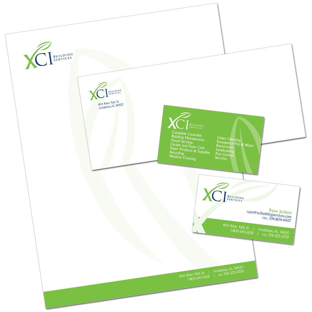 Ideny Suite And Logo Letterhead