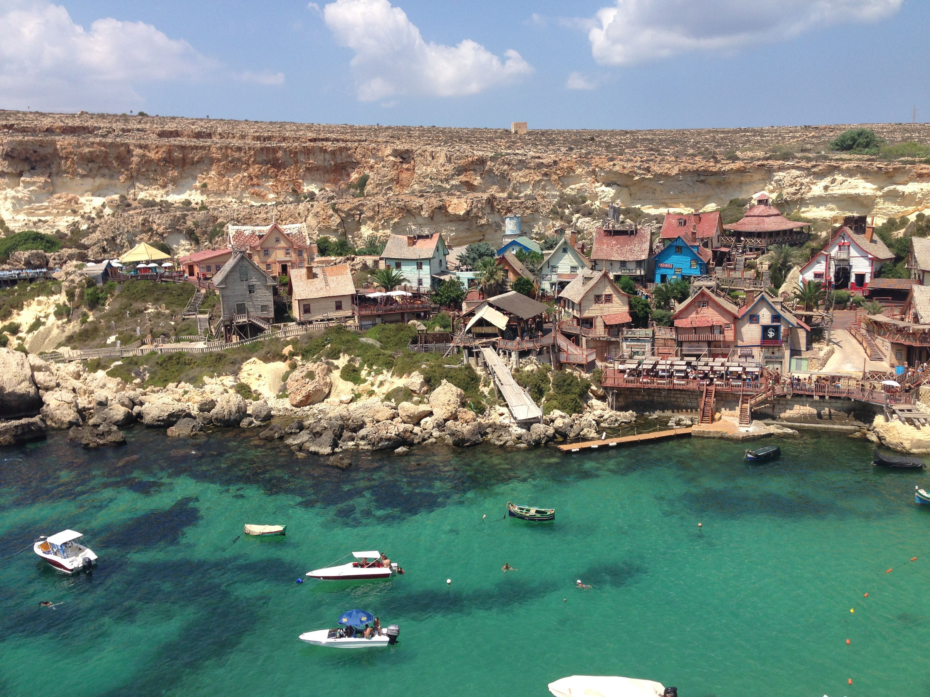 Popeye's Village - Malta