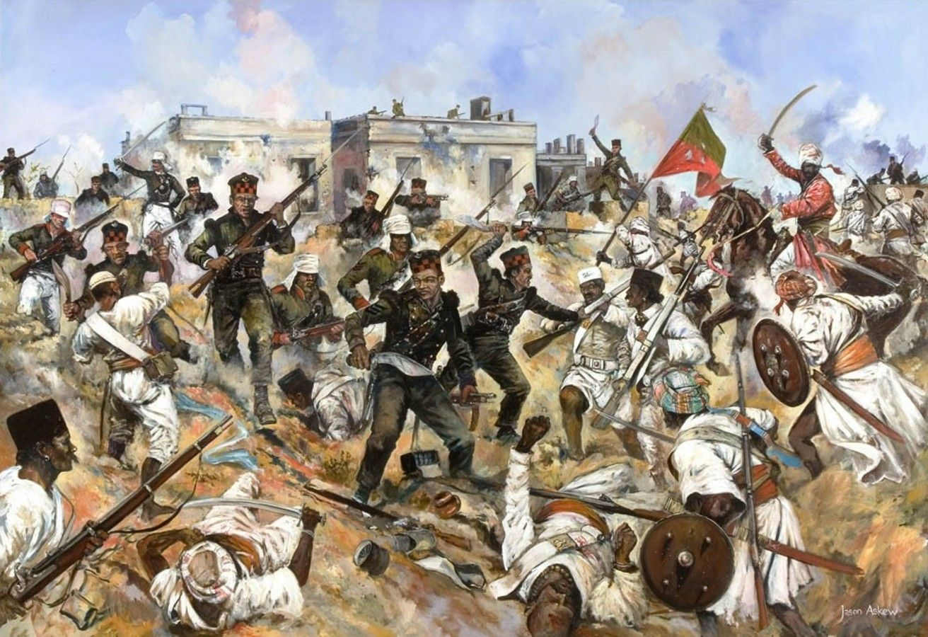 british india history Throughout its history, the british army has seen action in a number of  (which were meant to maintain a friendly buffer state between british india and the.