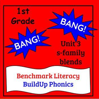 Benchmark Phonics Buildup