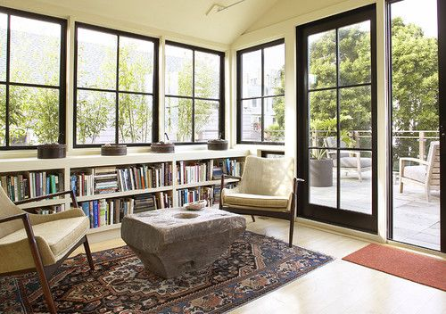 Feldman Architecture - contemporary - living room - san francisco - Feldman Architecture, Inc.