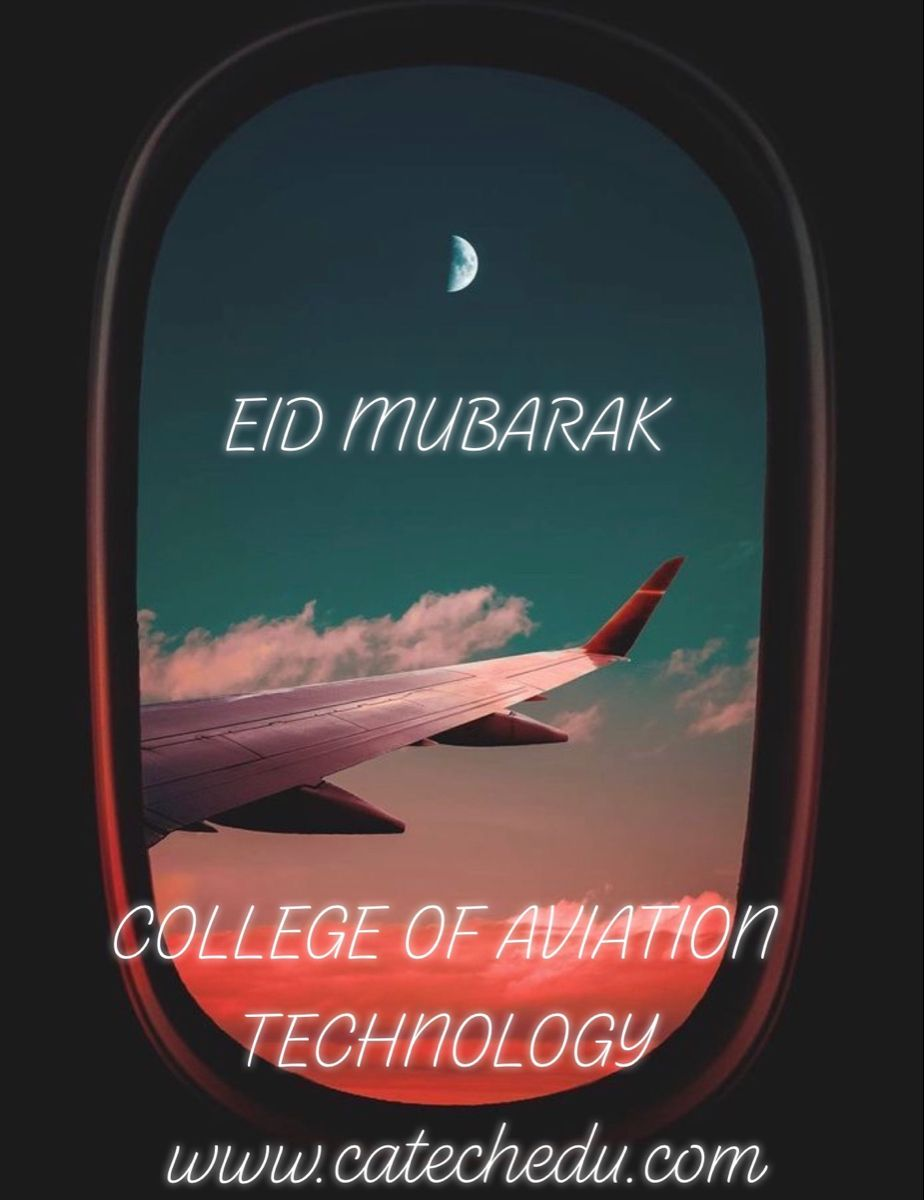 Home College Of Aviation Technology Aviation Technology Technology Dear Students