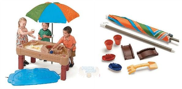 Toys R Us Canada Step 2 Play Up Adjule Sand Water Table Now 49 99 Was