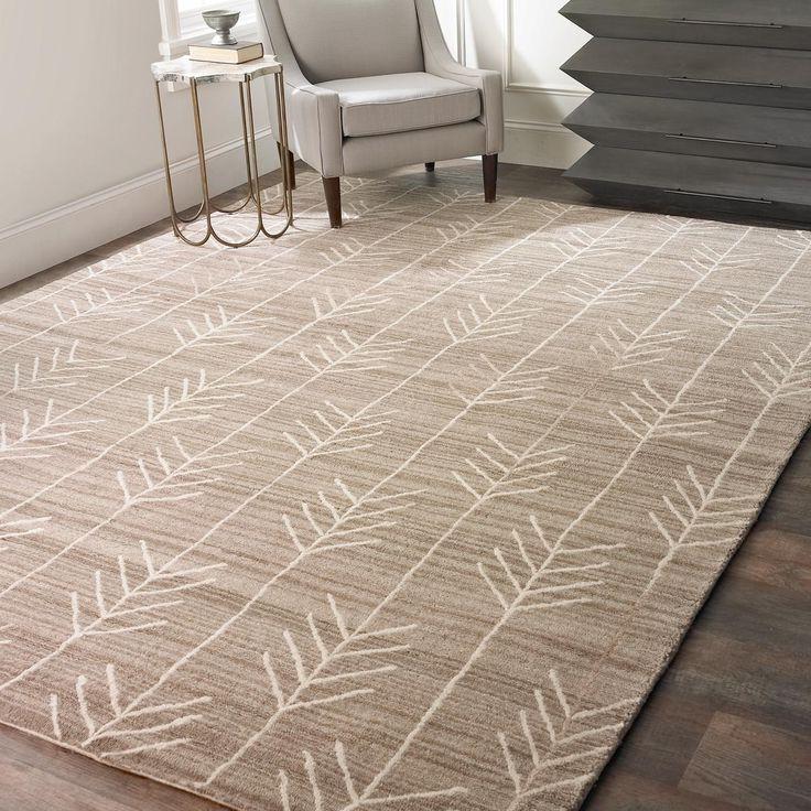 rug on carpet living room #rug #Arearugsoncarpet Wannabe Interior