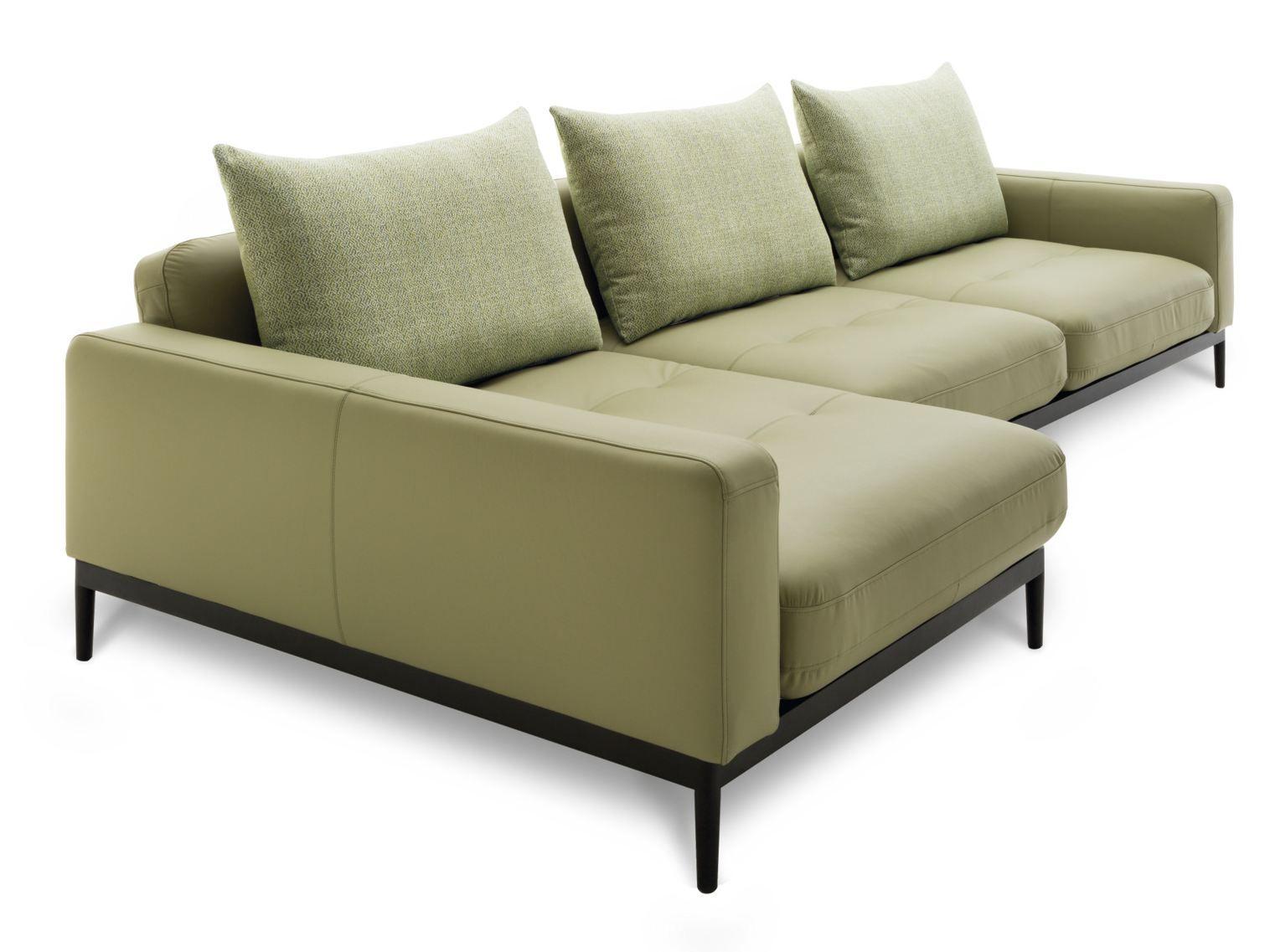 comfortable rolf benz sofa. TIRA | Sofá De Cuero By Rolf Benz Diseño Joachim Nees Comfortable Sofa D