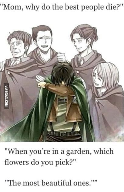 The Angel on the Battle Field (AOT fanfic) - Oh, how the mighty have fallen