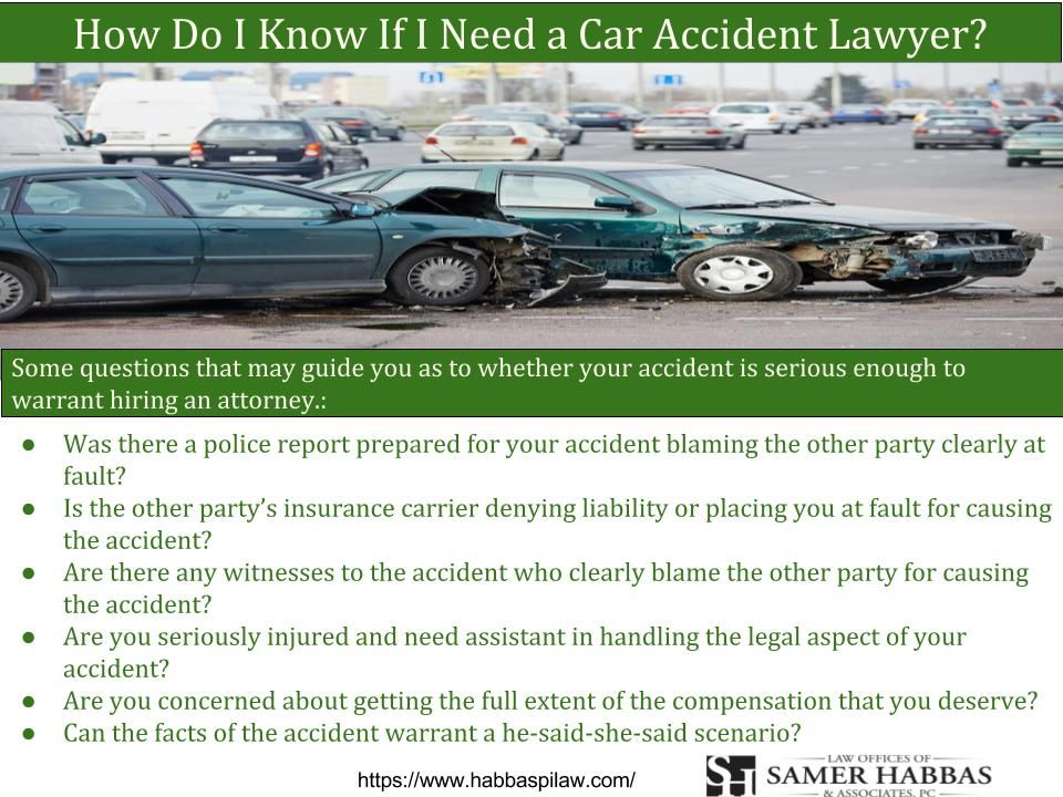 How do I know if I need A lawyer (With images) Personal