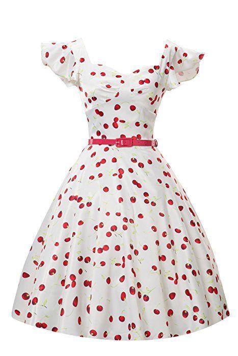Kleidung damen 50er