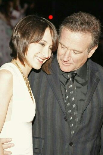 Robin W & daughter