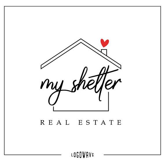 Home Logo Design. House Logo. Real Estate Logo. Realtor