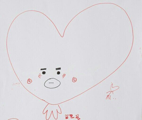 jimin bts taehyung bts bangtan boy drawing steve aoki rap lines bts maknae line taekook bts members korea actresses