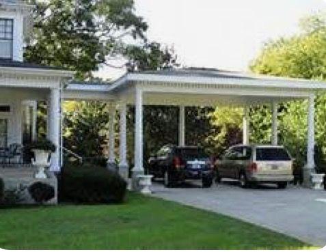 Open Garage Carport Makeover Carport Plans Carport Designs