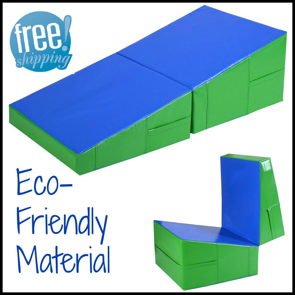 folding panel gymnastics fitness shop gym tri fold rakuten mat costway product thick mats x