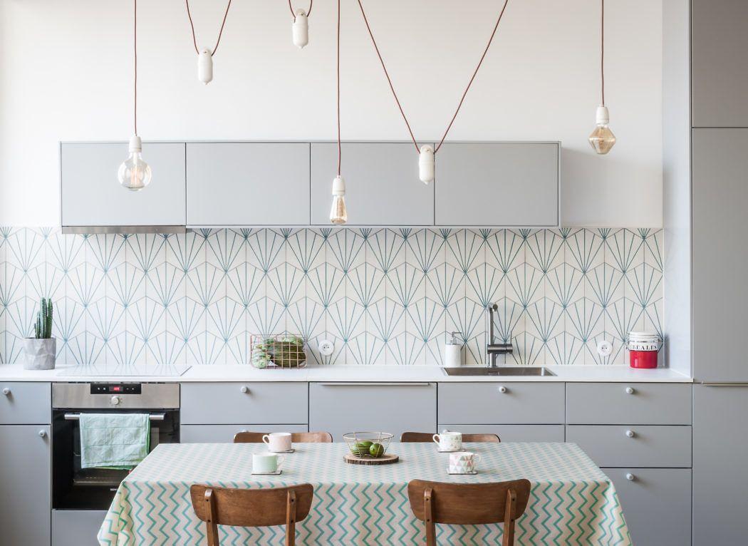 Küchendesign mit minibar voltaire by sabo project  interior  pinterest  kitchen