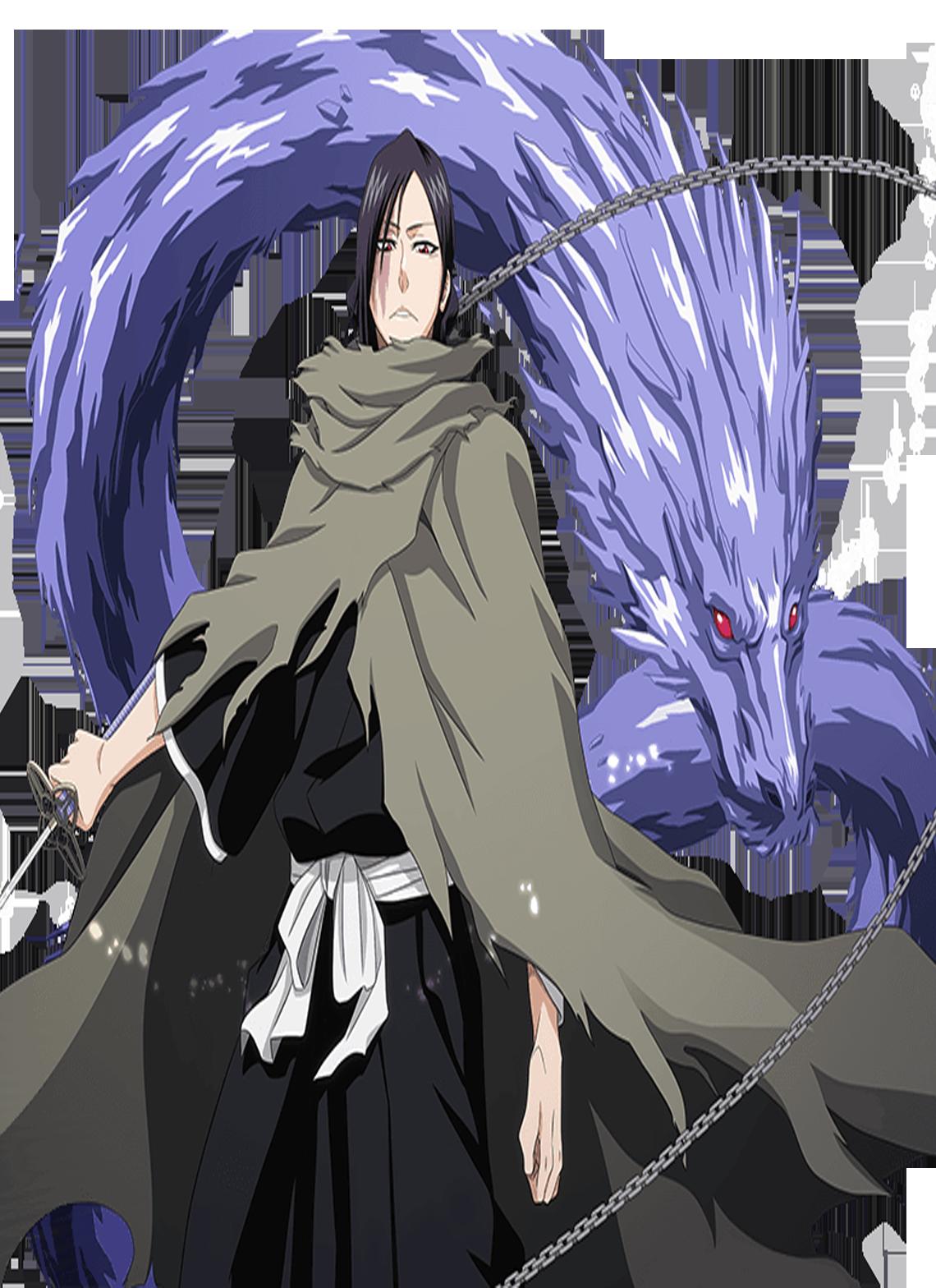 Sojiro Kusaka Bankai imagens) Bleach personagens