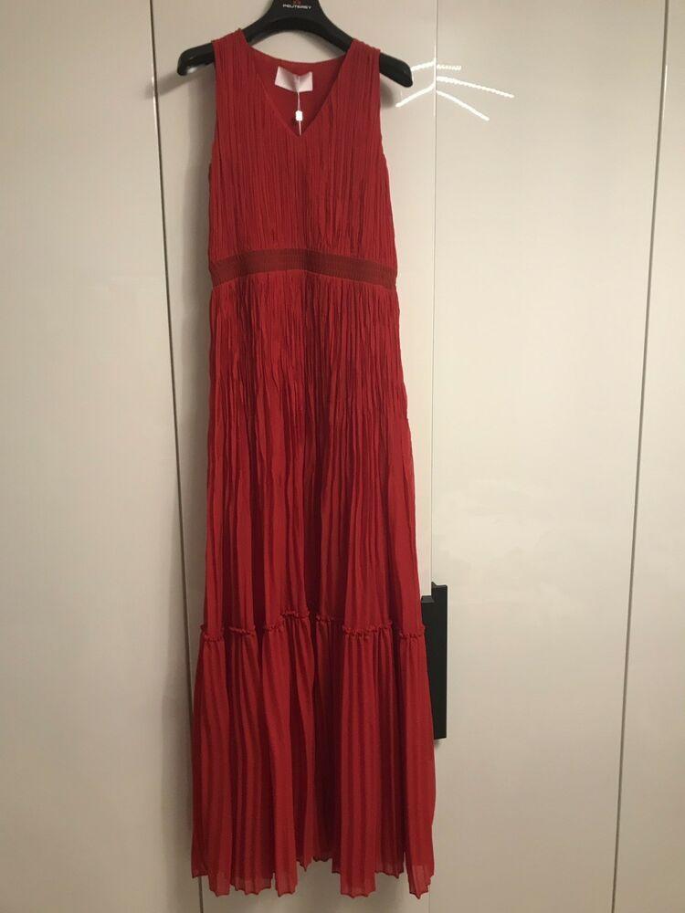 4e7122d56593e0 449 Hugo Boss Maxikleid Sommerkleid Abendkleid Neu Gr. 36 #damen #kleider  #trend #freu #mode