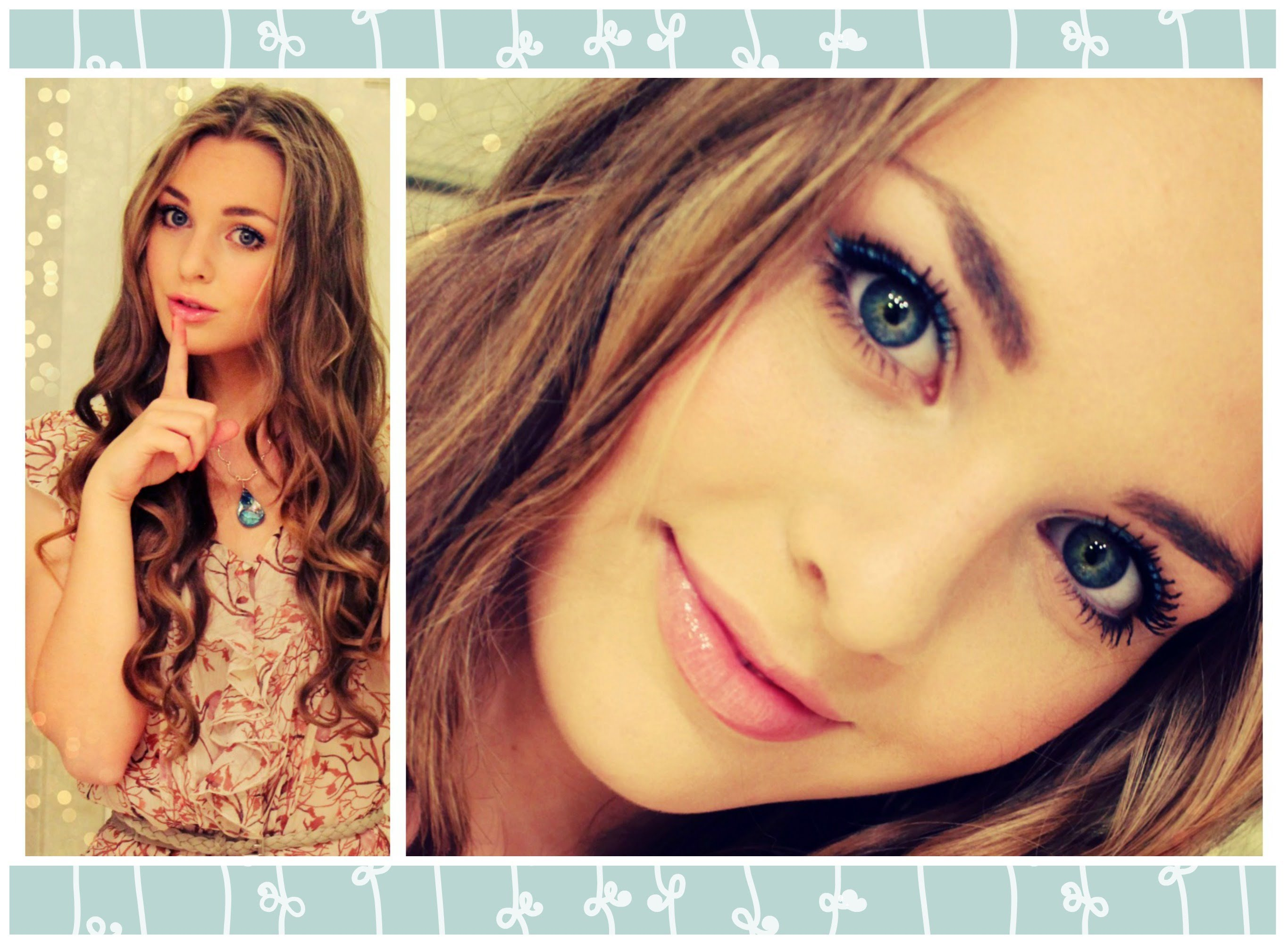 alison dilaurentis makeup, hair & outfit tutorial from pretty