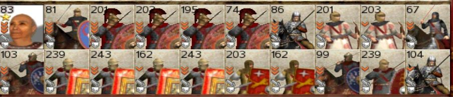 Imperial Crisis 2, III century Mod for Rome TW, created by asterion2005.
