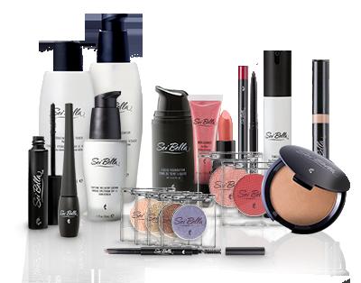 My favorite makeup line Sei Bella