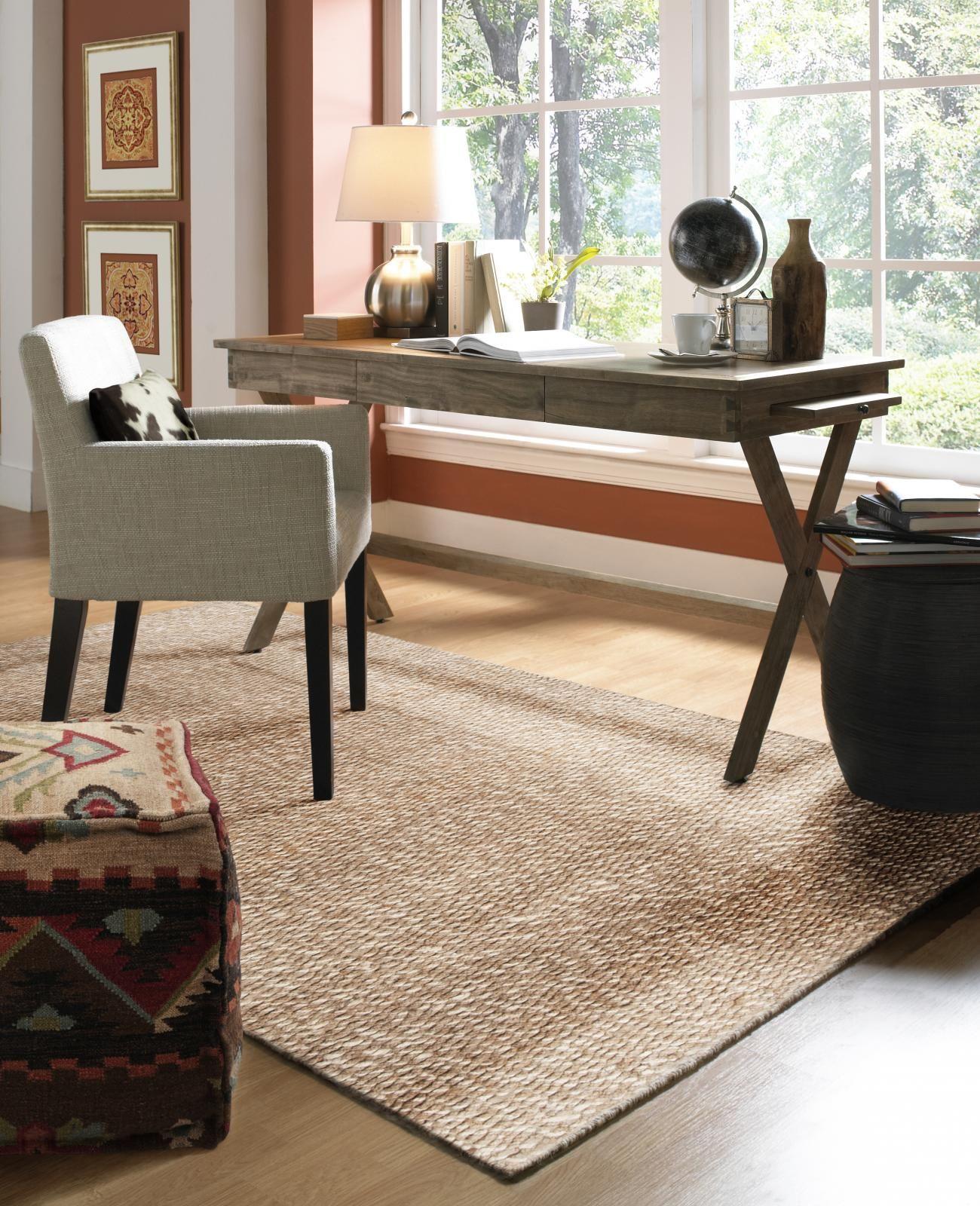 le tapis en fibre naturelle chez soi