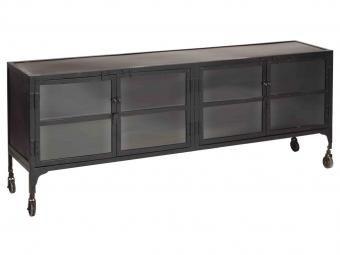 Pillet Media Cabinet | Shofers Furniture