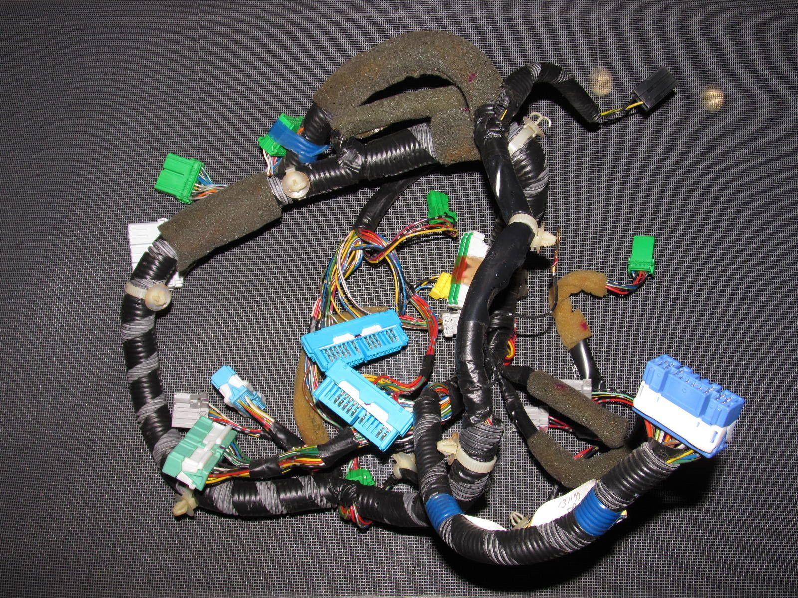 medium resolution of 96 97 98 honda civic oem dash speedometer wiring harness civic ex honda civic